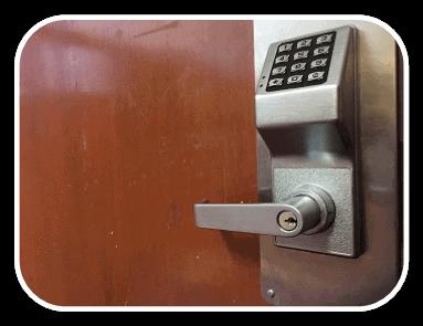 Commercial Ravenna locksmith.