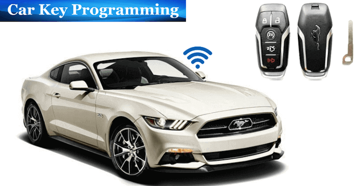 Seattle car key programming services.