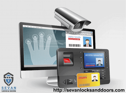 Seattle access control system installation services.