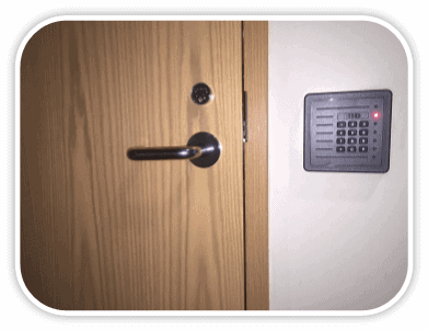 Electronic access control systems in Magnolia.