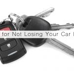 Tips for Not Losing Your Car Keys