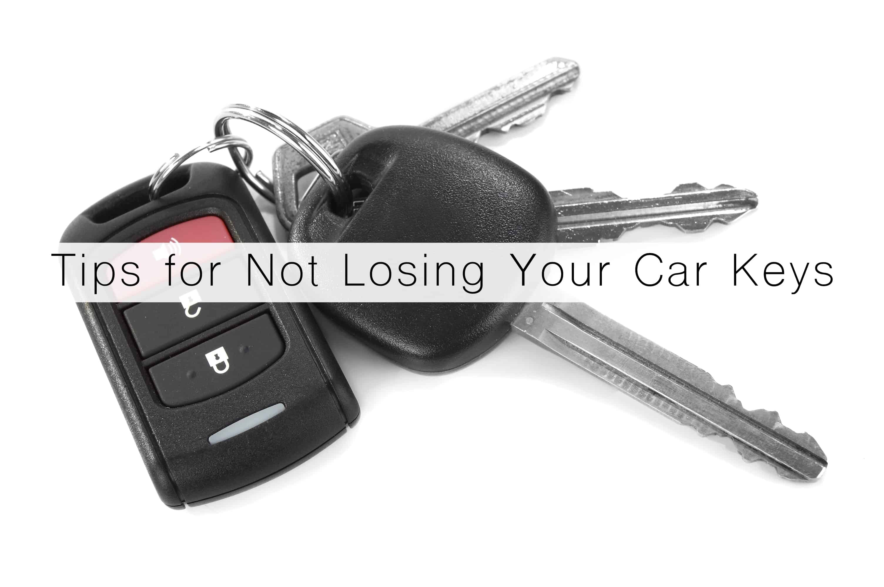 Tips for Not Losing Your Car Keys | Sevan Locks & Doors