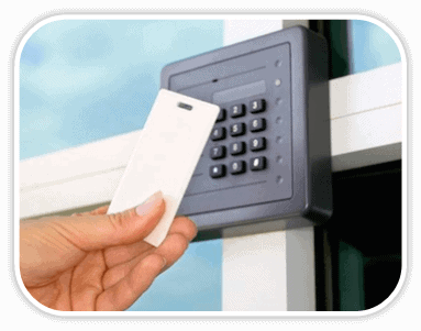Access control security systems in Green Lake.