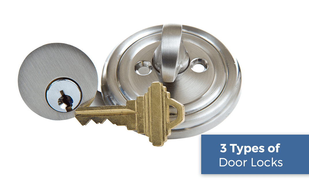 Door lock types types of bedroom door locks for Door lock types