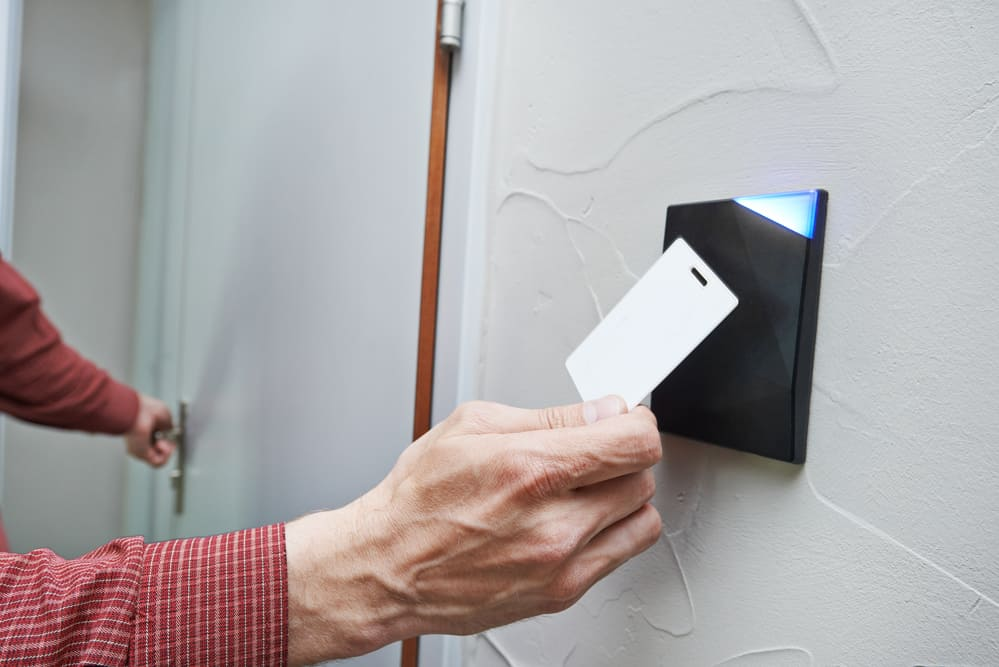 card access security systems