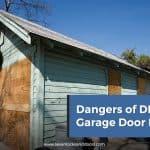 Dangers of DIY Garage Door Repair