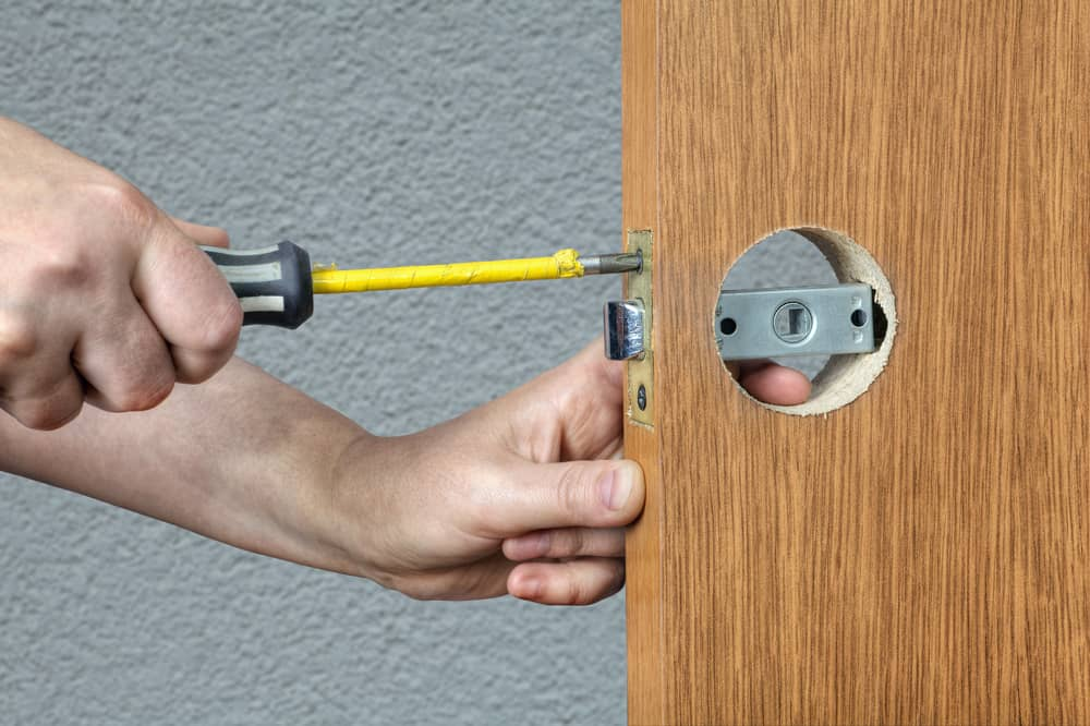 Door Lock Security: Should You Repair or Replace the Locks?