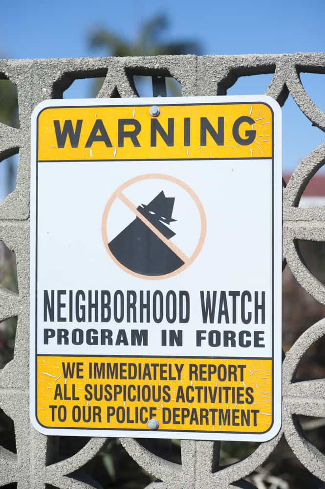 neighborhood safety stats