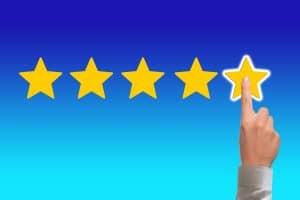 five star high rated garage door openers
