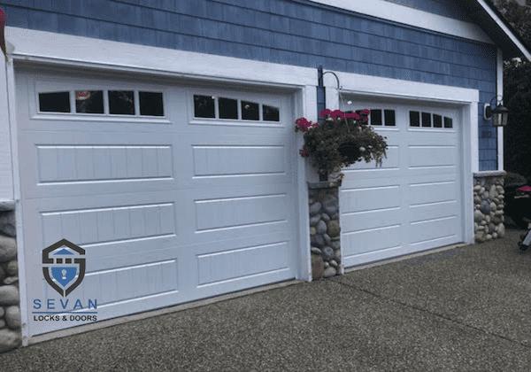 Amarr Hillcrest garage door