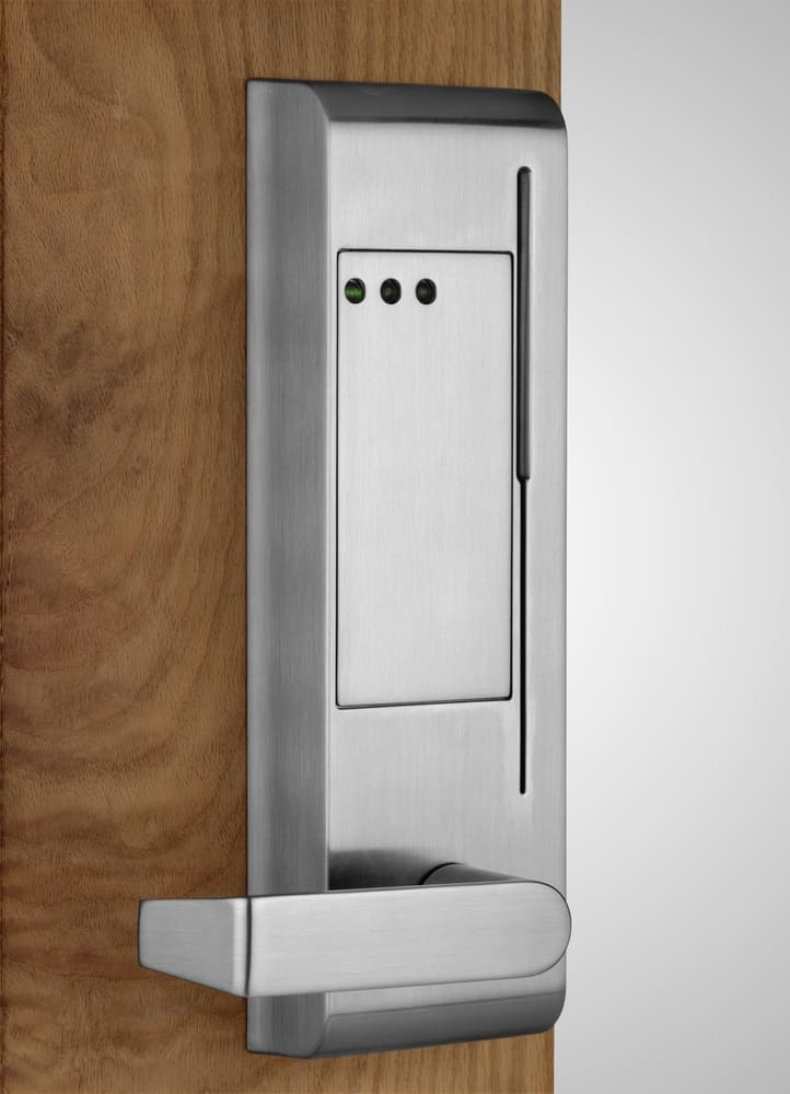 keyless entry lock