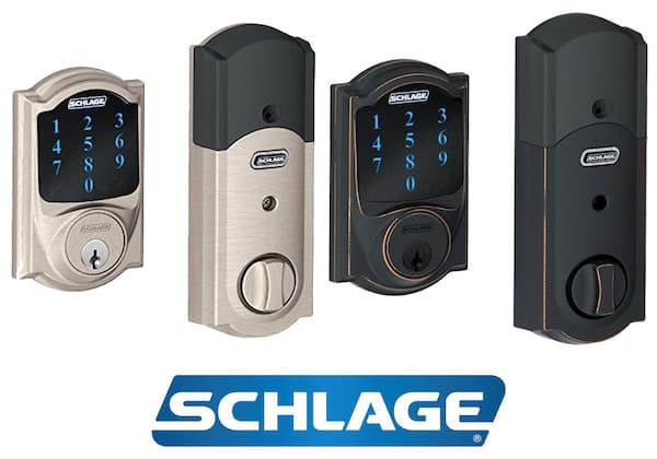 Schlage Connect smart lock