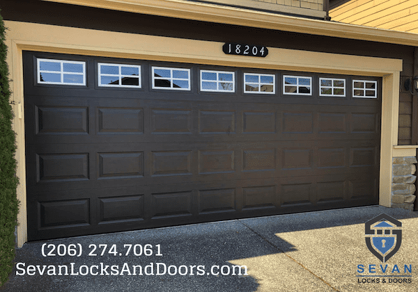 Therma Tech garage door
