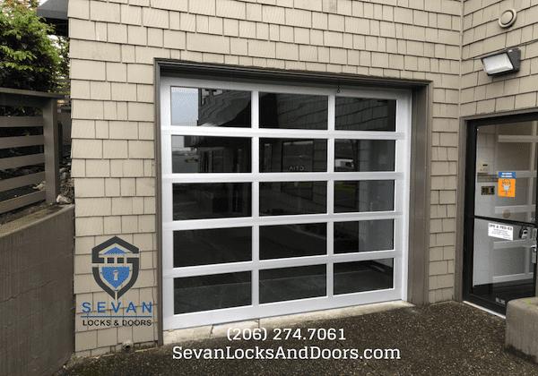 Northwest Door Commercial garage door